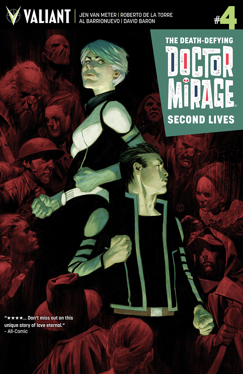 The Death-Defying Doctor Mirage 03 (of 05) (2014 ...