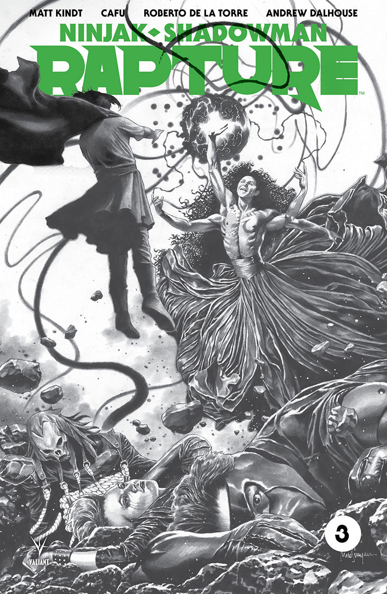 Rapture #4 Suayan Cover A