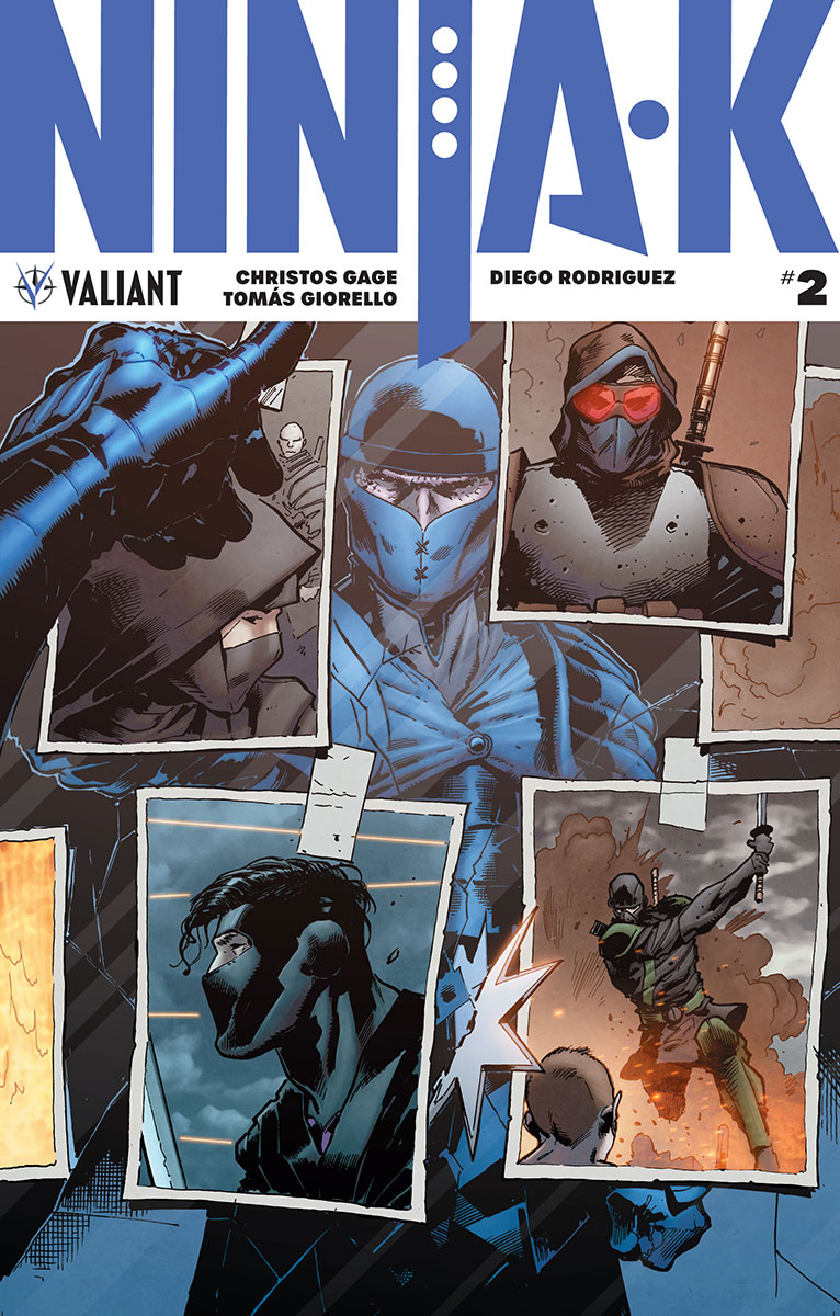 Image result for ninja k #2