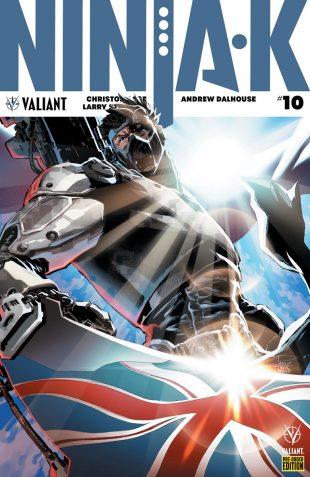 The Valiant Voice | Valiant Entertainment