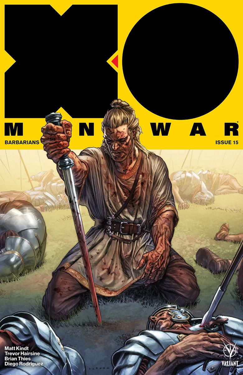 """Résultat de recherche d'images pour """"X-O MANOWAR #15 previews"""""""