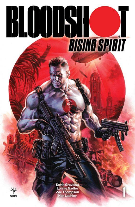 BLOODSHOT RISING SPIRIT 1
