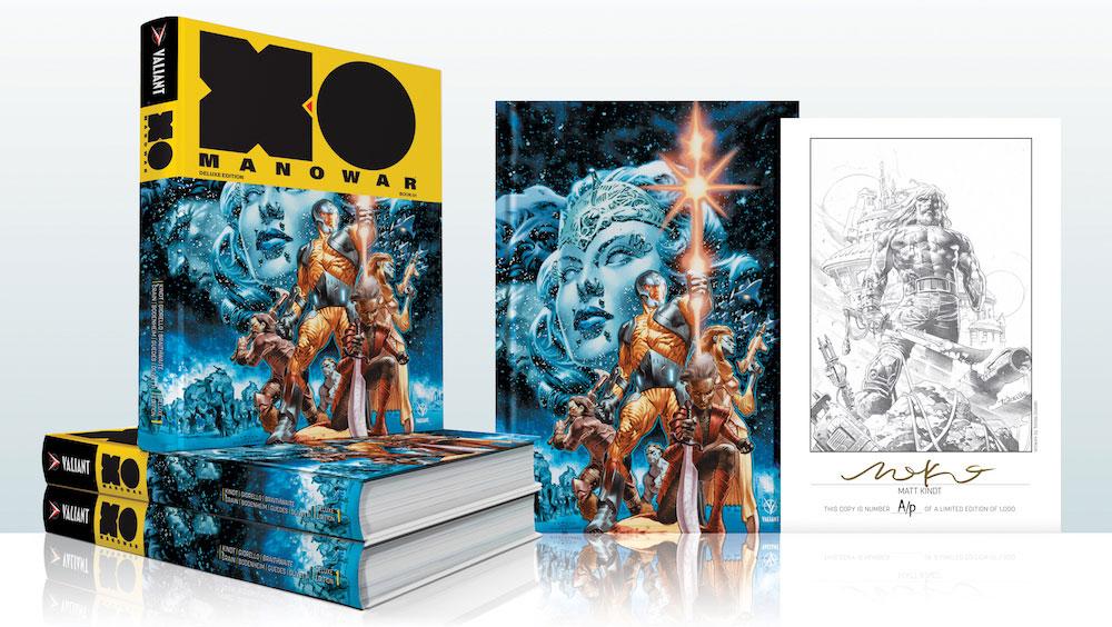 X-O Manowar # 15 NM 1st Print Valiant Comic Book Layton Sears Art Cover SS9