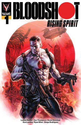 5d1e986817b6 Retail Advisory  Sold-Out BLOODSHOT RISING SPIRIT  1 Returns with Second  Printing on December 19th!