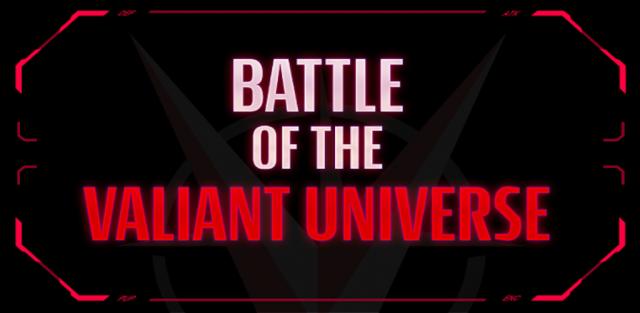 Announcements | Valiant Entertainment