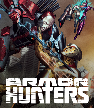 ARMOR HUNTERS