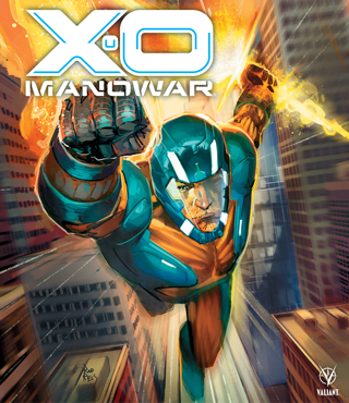 X-O MANOWAR (2020)